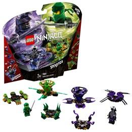 LEGO Ninjago 70664, Spinjitzu-Lloyd mot Garmadon