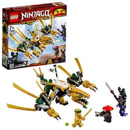 LEGO Ninjago 70666, Den gylne dragen