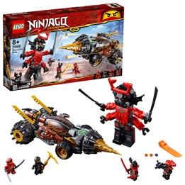 LEGO Ninjago 70669, Coles borekjøretøy