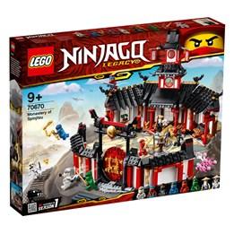 LEGO Ninjago 70670, Spinjitzu-klosteret