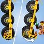 LEGO The Movie 70823, Emmets trippelsykkel!