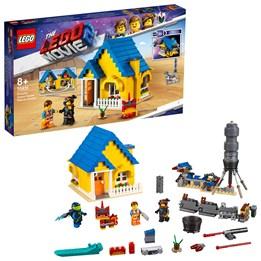 LEGO The Movie 70831, Emmets drømmehus/redningsrakett!
