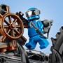 LEGO The Movie 70834, Knivskjeggs metalltrehjuling!