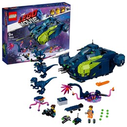 LEGO The Movie 70835, Rex' Rexplorer!