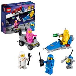LEGO The Movie 70841, Bennys Spesialenhet i rommet