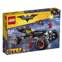 LEGO Batman Movie 70905, Batmobilen