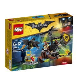 LEGO Batman Movie 70913, Scarecrows fryktgassangrep