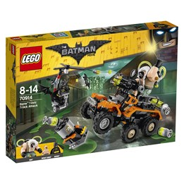 LEGO Batman Movie 70914, Banes Giftbilangrep