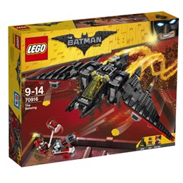 LEGO Batman Movie 70916, The Batwing