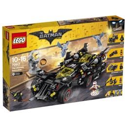 LEGO Batman Movie 70917, Ultimate Batmobilen