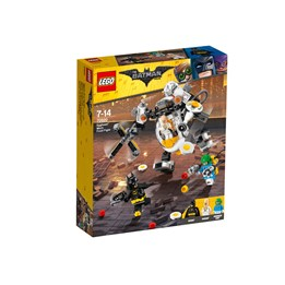 LEGO Batman Movie 70920, Egghode i robotmatkrig