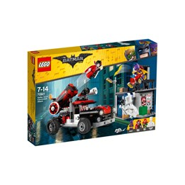 LEGO Batman Movie 70921, Harley Quinn™ i kanonkuleangrep