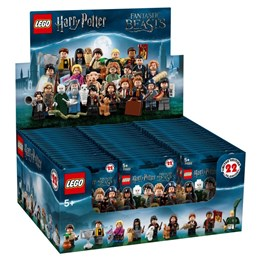 LEGO Minifigures 71022, Harry Potter og fabeldyr