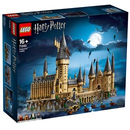LEGO Harry Potter 71043, Galtvortborgen