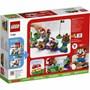 LEGO Super Mario 71382, Ekstrabanesett Vrien utfordring med Piranha Plant