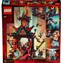 LEGO Ninjago 71712, Galskapens keiserlige tempel