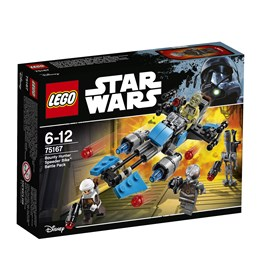 LEGO Star Wars 75167, Bounty Hunter Speeder Bike Battle Pack