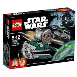 LEGO Star Wars 75168, Yodas Jedi Starfighter