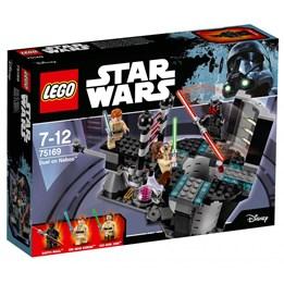 LEGO Star Wars 75169, Duellen På Naboo