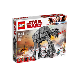 LEGO Star Wars 75189, First Order Heavy Assault Walker