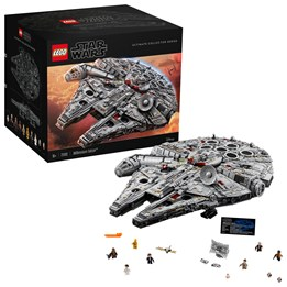 LEGO Star Wars 75192, The Millennium Falcon