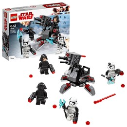 LEGO Star Wars 75197, Stridspakke First Order-spesialister