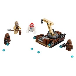 LEGO Star Wars 75198, Tatooine™ stridspakke