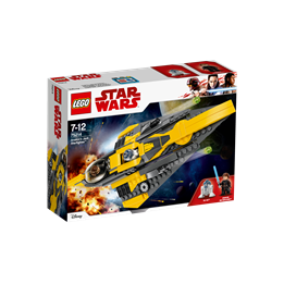 LEGO Star Wars 75214, Anakins Jedi Starfighter™