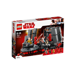 LEGO Star Wars 75216, Snokes tronsal