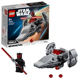 LEGO Star Wars 75224, Sith Infiltrator Microfighter