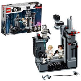 LEGO Star Wars 75229, Death Star flukt