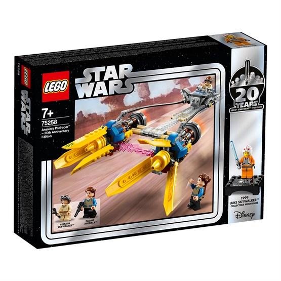 LEGO Star Wars 75258, Anakins Podracer™ – 20-årsjubileumsutgave