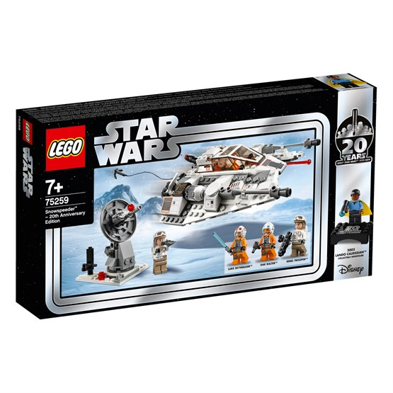 LEGO Star Wars 75259, Snowspeeder™ – 20-årsjubileumsutgave