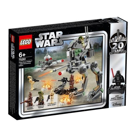 LEGO Star Wars 75261, Clone Scout Walker™ – 20-årsjubileumsutgave