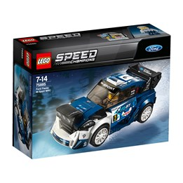 LEGO Speed Champions 75885, Ford Fiesta M-Sport WRC