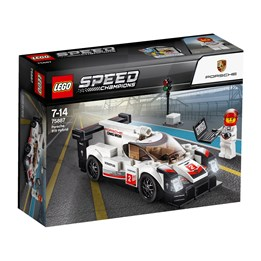 LEGO Speed Champions 75887, Porsche 919 Hybrid