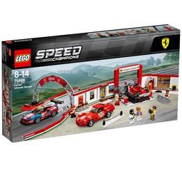 LEGO Speed Champions 75889, Ferrari Ultimate Garage