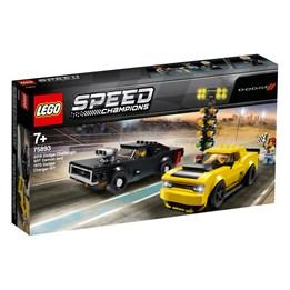 LEGO Speed Champions 75893, 2018 Dodge Challenger SRT Demon og 1970 Dodge Charger R/T