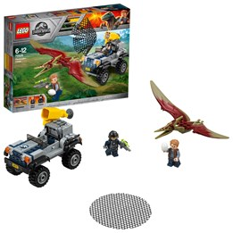 LEGO Jurassic World 75926, Pteranodon Jakt