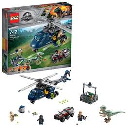 LEGO Jurassic World 75928, Blå Helikopterjakt