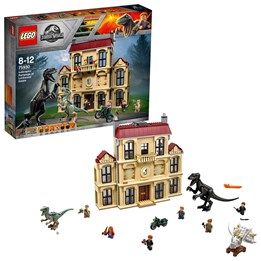 LEGO Jurassic World 75930, 75930, Indoraptor Og Attack Against Lockwood Estate