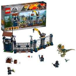 LEGO Jurassic World 75931, Dilophosaurus Station Attack
