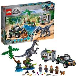 LEGO Jurassic World 75935 - Baronyx-konfrontasjon: Skattejakten