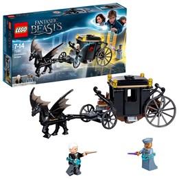 LEGO Harry Potter 75951, Grindelwalds flukt