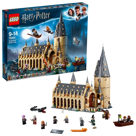 LEGO Harry Potter 75954, Galtvorts festsal