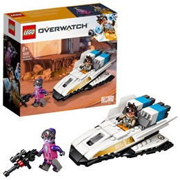 LEGO Overwatch 75970, Tracer mot Widowmaker