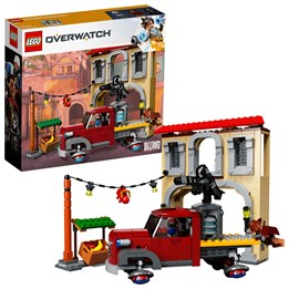 LEGO Overwatch 75972, Dorado Showdown