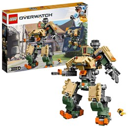 LEGO Overwatch 75974, Bastion