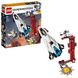 LEGO Overwatch 75975, Watchpoint: Gibraltar