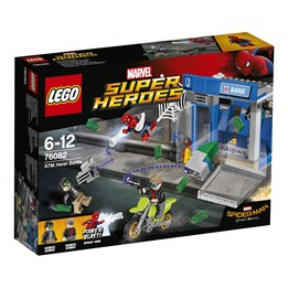 LEGO Super Heroes 76082, Minibankran